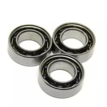55 mm x 90 mm x 18 mm  KOYO 7011 angular contact ball bearings