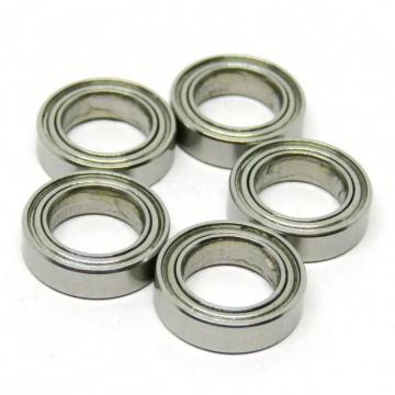 9.525 mm x 22.225 mm x 7.142 mm  SKF D/W R6-2Z deep groove ball bearings