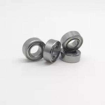 35 mm x 62 mm x 14 mm  SKF S7007 FW/HC angular contact ball bearings